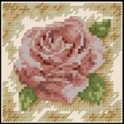 Dimensions 72610 Romantic Rose